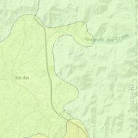 Ecoregion 78a: Rogue/Illinois/Scott Valleys
