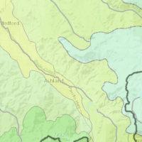 Ecoregion 78f: Coastal Siskiyous