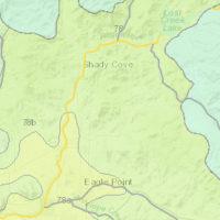 Ecoregion 78e: Inland Siskiyous