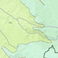 Ecoregion 78b: Oak Savanna Foothills